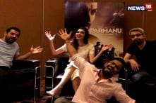 Watch: Space Out With  John Abraham, Diana Penty