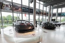 Lamborghini Museum in Italy Exhibits Cars Featured in Hollywood and International Movies