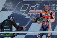 Marc Marquez Wins in Spain and Takes MotoGP Lead