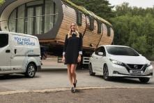 Actress Margot Robbie and Nissan Calls for Sustainable Energy Choices [Video]
