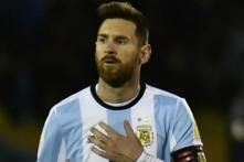 FIFA World Cup 2018: Relieved Messi Doesn't Remember Such Suffering
