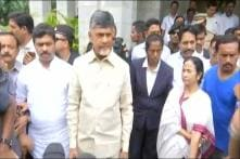 Chandrababu Naidu to Meet Mamata Banerjee on November 19 to Discuss Anti-BJP Alliance