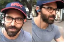 Fitness Challenge: Hrithik Cycles on Mumbai Roads, Gets Schooled on Traffic Law