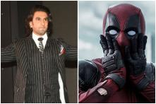 Ranveer Claims He Out-crassed Ryan Reynolds as Deadpool. Here's Hollywood Star's Epic Reaction