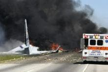9 Killed in Fiery Crash While Flying US Military Plane Into Retirement