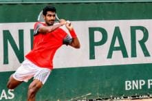 Prajnesh Falls at Final Hurdle at French Open Qualifiers