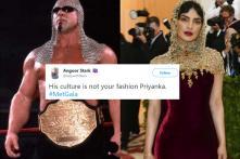 Priyanka Chopra Turns Into a Meme Yet Again, This Time for Her Dress at Met Gala