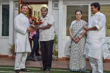 Rahul, Sonia Join Growing List of Leaders Attending HDK's Swearing in; Power Sharing Formula Not Final