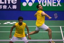 Australian Open: Manu Attri and Sumeeth Reddy Lose in Semis