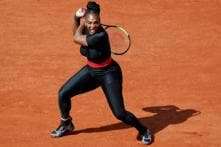 Injured Serena Withdraws From French Open Minutes Before Sharapova Clash