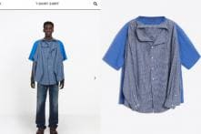 The Bizarre Balenciaga 'T-Shirt Shirt' Has Left People in a State of Disbelief