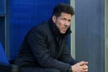 Atletico Coach Simeone Handed Europa League Final Touchline Ban