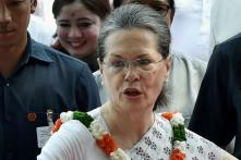 Sonia Gandhi to Visit Raebareli Days After Priyanka 'Missing' Posters