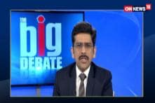 Watch : The Big Debate With Sanket Upadhyay