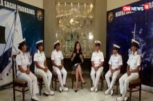 Epicentre Plus: Meet 'The Storm Riders' Of INSV Tarini | 6Girls, 1Boat, 254Days