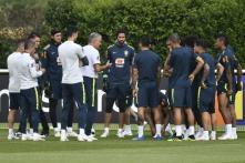 Neymar Fitness in the Spotlight as Brazil Take On Croatia
