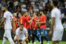 Spain Fail to Turn on the Style in Narrow Tunisia Victory