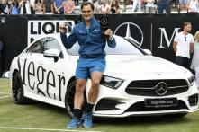 Roger Federer Wins 98th ATP Title in Stuttgart Ahead of Return to No 1