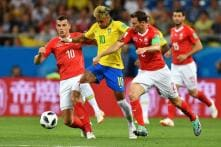 Brazil vs Switzerland, FIFA World Cup 2018, Highlights: As it Happened