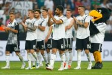 FIFA World Cup 2018: World Champions Germany Gears Up for Opener Against Mexico
