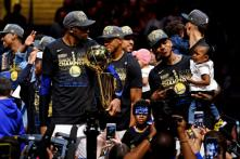 Golden State Warriors Rout Cavaliers to Complete NBA Finals Sweep