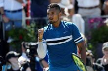 Nick Kyrgios Calls Time on Season Due to Elbow Injury
