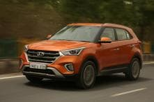 2018 Hyundai Creta SUV Facelift With Sunroof - Detailed Image Gallery