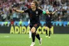 FIFA World Cup 2018: Luka Modric Calls on Croatia to Stay Grounded After Thumping Argentina Win