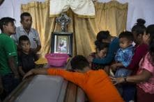 At Guatemala Volcano, Families Left on Own to Keep Searching