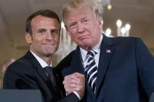 Macron to Meet Trump, Iran's Rouhani at UN in New York Even as Iran Faces Fresh Sanctions by US