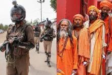 First Batch of Pilgrims Leaves for Kashmir to Begin Amarnath Yatra