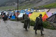 Amarnath Yatra from Jammu Suspended Due to Heavy Rains; 2,000 Stranded Pilgrims Leave for Base Camp
