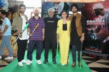 Angad Bedi Had Fun Working with Diljit Dosanjh, Taapsee Pannu