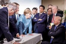 G7 Summit 2018 in Pictures: Photos That Made Headlines