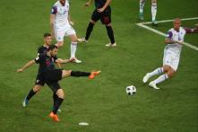 In Pics, FIFA World Cup, Match 39, Iceland vs Croatia