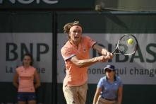 French Open: Comeback King Zverev Reaches First Grand Slam Quarter-final