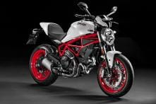 Ducati Monster 797+ Launched in India at Rs 8.03 Lakh, Gets Wind-Deflector and Seat Cowl