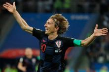 Luka Modric, From Croatian War Child to Ballon d'Or Winner