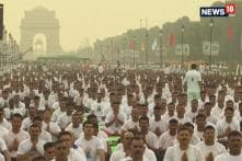 World Yoga Day : Prime Minister Modi Leads Celebrations in the Country