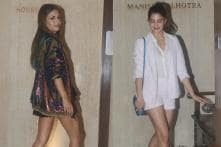 Bollywood Divas Party Hard at Manish Malhotra's House
