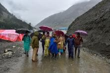 5 Pilgrims Killed, 3 Injured After Landslide Hits Amarnath Yatra Route