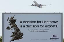 UK Lawmakers Approve Expanding London's Heathrow Airport