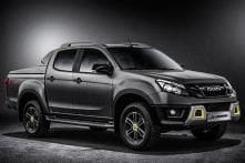 Isuzu D-Max X-Power Version Unveiled, Gets Black and Yellow Styling Updates