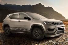Jeep Compass Bedrock Limited Edition Launched at Rs 17.53 Lakh in India