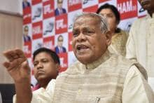Won't Contest if Not Given Enough Seats: Jitan Ram Manjhi
