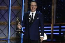 Comedian John Oliver Blocked in China for 'Winnie the Pooh' Taunt at Xi Jinping