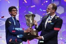 14-Year-Old Indian-American Wins National Spelling Bee Championship