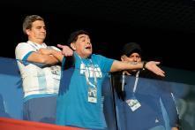 Maradona Acknowledges Paternity of Three More Children
