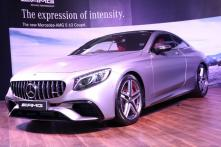 Mercedes-AMG S 63 Coupe Launched in India at Rs 2.55 Crore