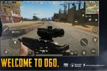 PUBG Mobile's New Update Has a First-Person Gameplay Mode, Mini-Zone Arcade Mode